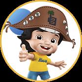Mascote da marca Casas Bahia - Agência Tângelo
