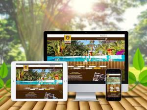 Desenvolvimento de Site - Hotel Fazenda Itacorá