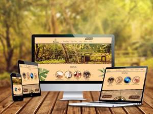 Desenvolvimento de Site - Kahena