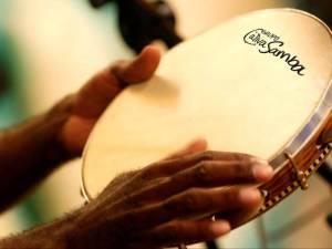 Logotipo - Grupo Cativa Samba