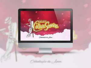 Vídeo Animado - Grupo Cativa Samba