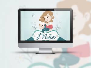 Vídeo Animado - Dia das Mães