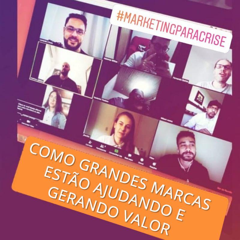 MARKETINGPARACRISE - Agência Tângelo - Como grandes marcas estão ajudando e gerando valor